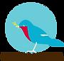 Petirrojo Azul
