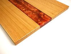 Liquid Copper Charcuterie Board