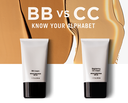 CC Cream Stands For Color Correcting