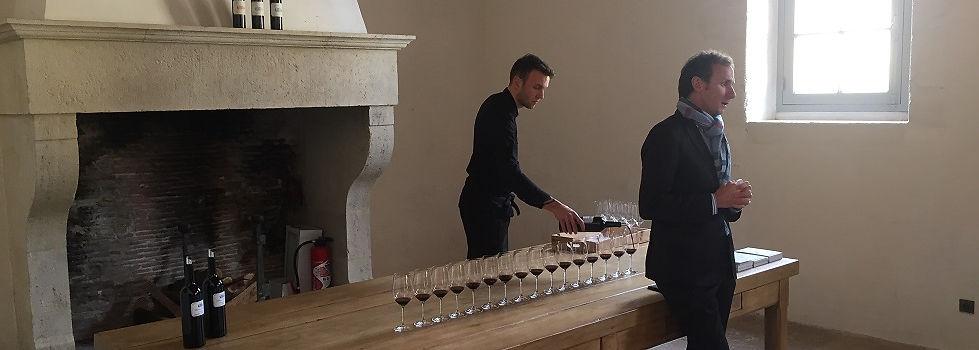 Chateau Margaux 2018 tasting