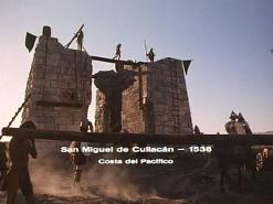 """Película """"Cabeza de vaca"""" de Nicolás Echeverría."""