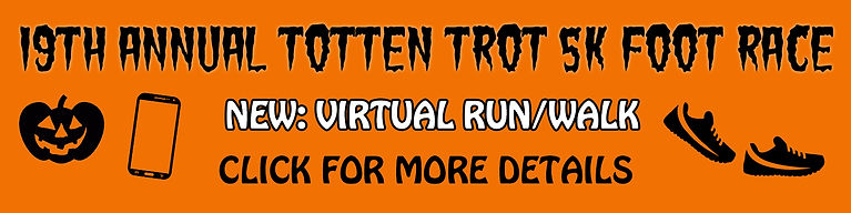 19th Annual Totten Trot 5K Foot Race