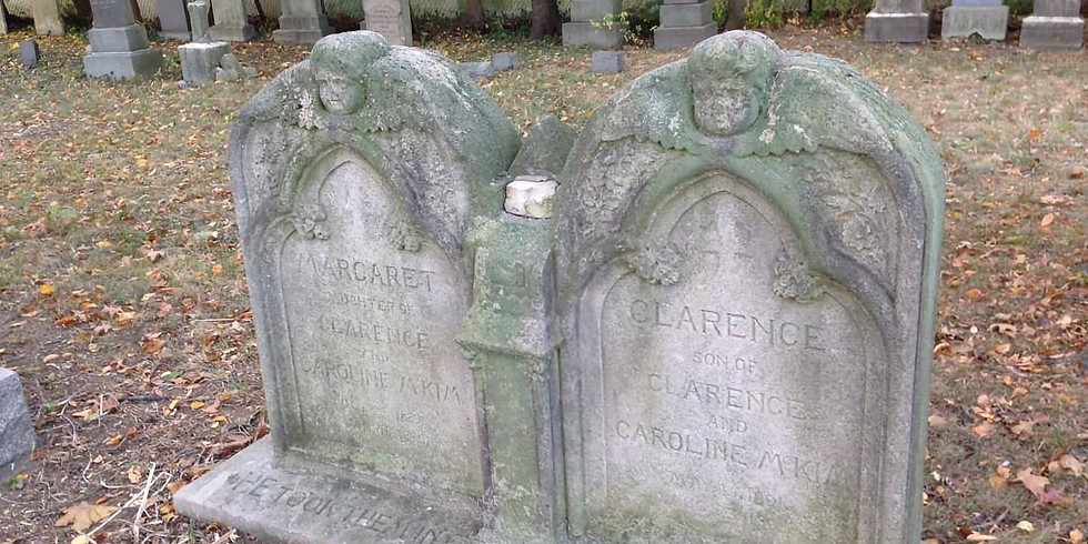Lawrence Cemetery Tour — CANCELLED