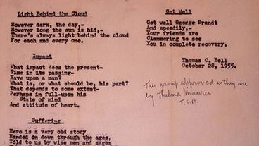 Poems of the Bell Family