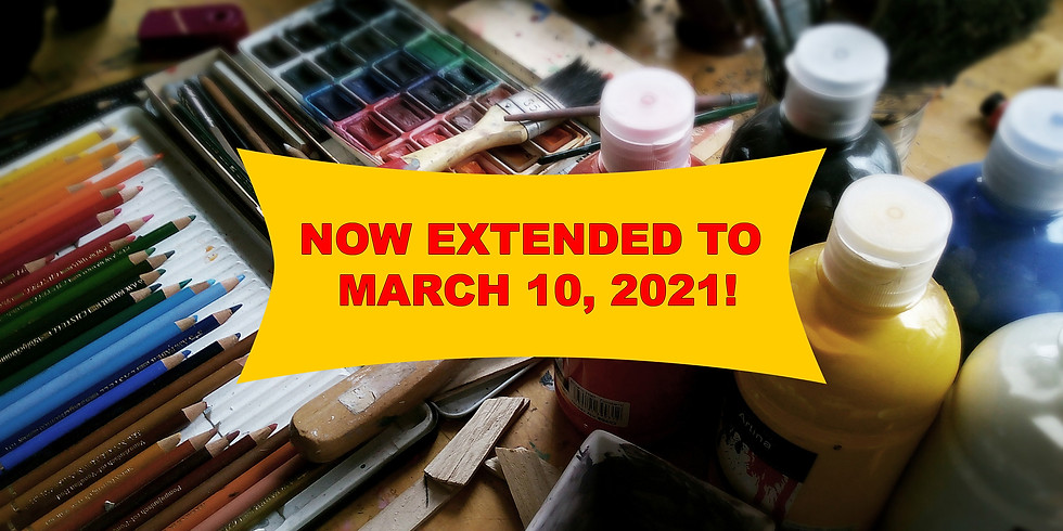 20th Annual Winter Art Show - Extended Dates