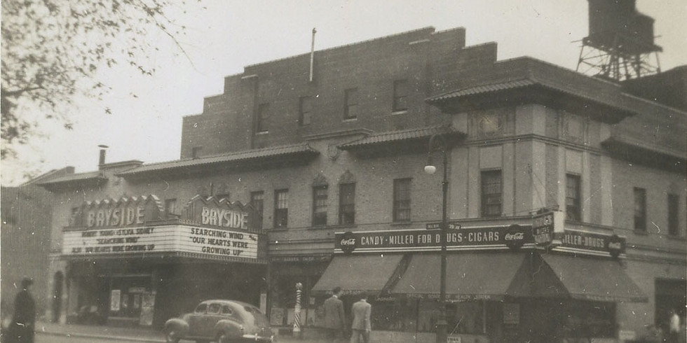 Bayside Stories — Then and Now