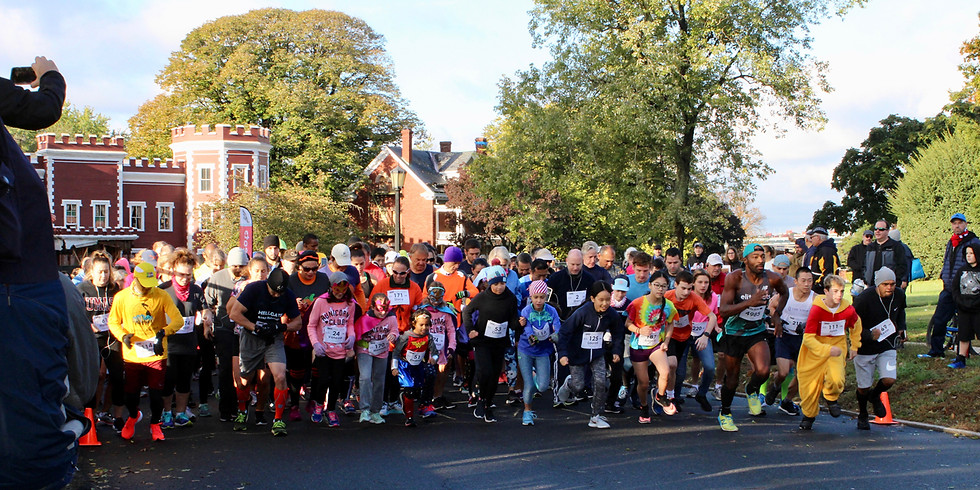 18th Annual Totten Trot 5K Foot Race & Kids' Fun Run