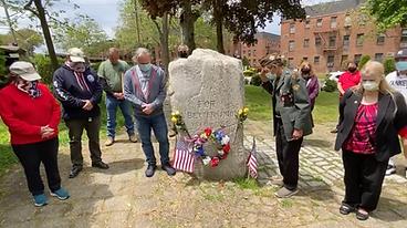 Dermody Triangle Memorial Ceremony