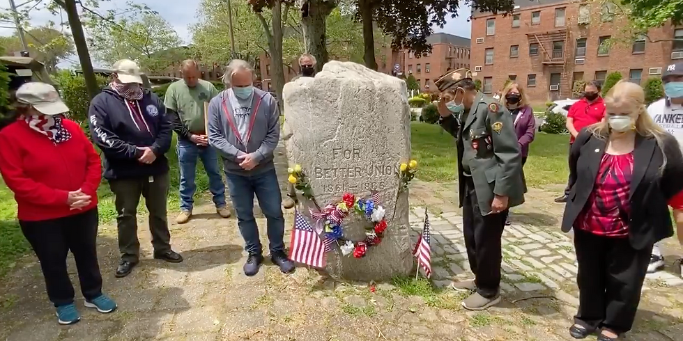Dermody Triangle Memorial Ceremony — VIRTUAL EVENT