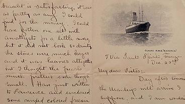 Bell Family Correspondences
