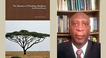 Author Talk with Stephen R. Barney, Jr.