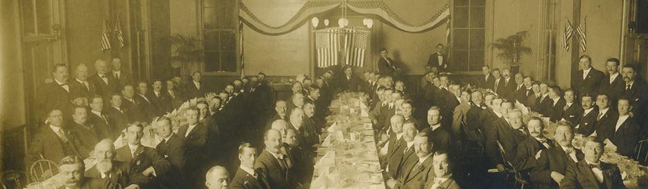 Literary Hall, Bayside, circa 1910