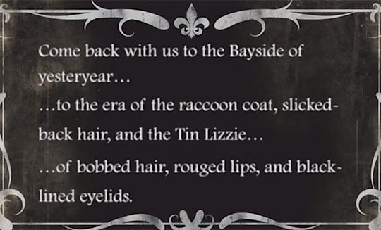 Bayside: The Actors' Enclave