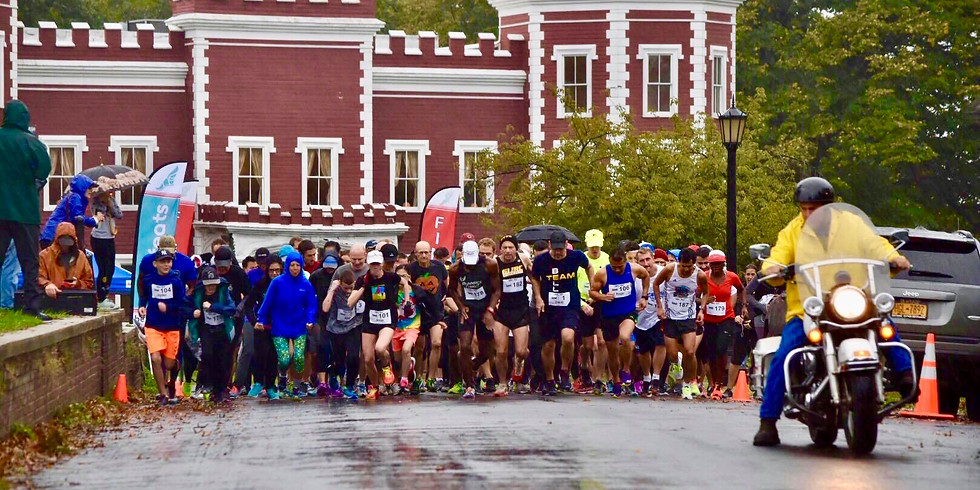 17th Annual Totten Trot 5K Foot Race & Kids Fun Run