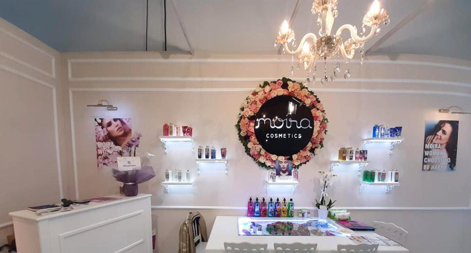 Moira Cosmetics Beauty Istanbul