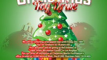 Cheyenne Martin Foundation Christmas Toy Drive