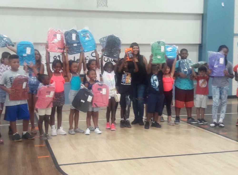 The Campers at 109th Street Recreation Center