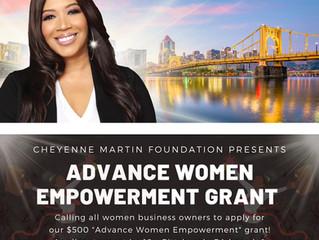 Advance Women Empowerment Grant