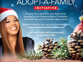 CMF 3rd annual Adopt a family for Christmas
