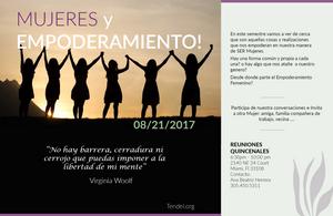 Mujeres y Empoderamiento