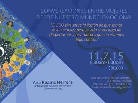 Invitación Evento Medellin