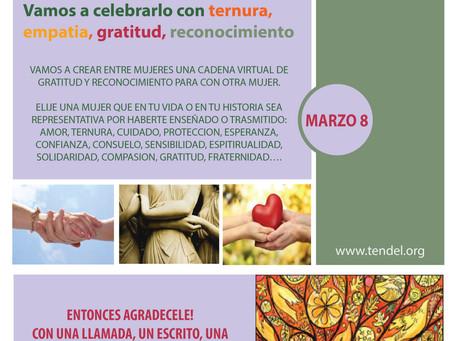 Celebrando el Dia Internacional de la Mujer