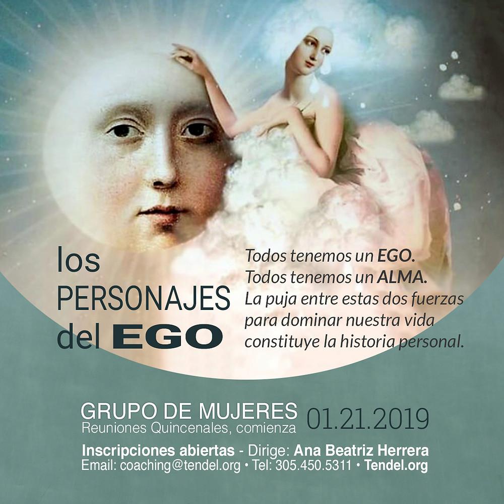 Taller Los Personajes del Ego