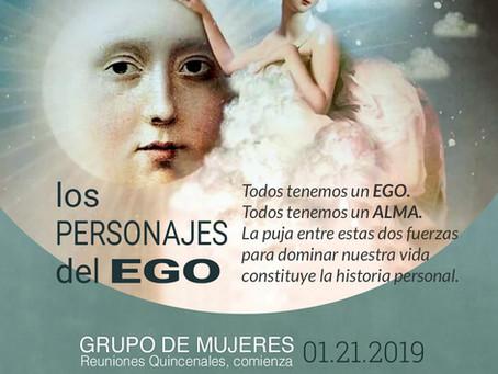 Los Personajes del Ego