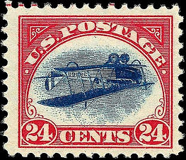 558px-US_Airmail_inverted_Jenny_24c_1918