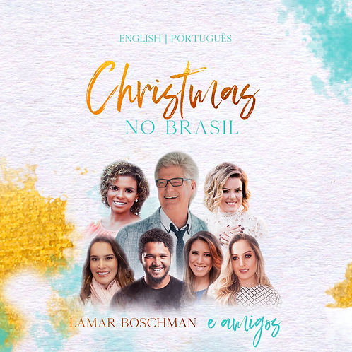 CHRISTMAS IN BRAZIL with LaMar Boschman and Brazilian Friends [3 FOR $9.90]