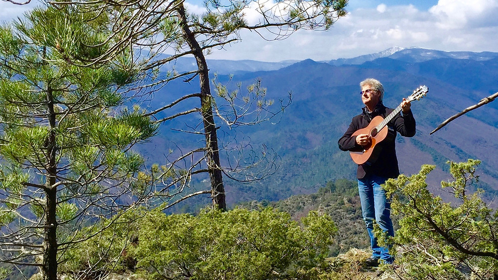 Singing prophecy and prayers in the hills of Southern France