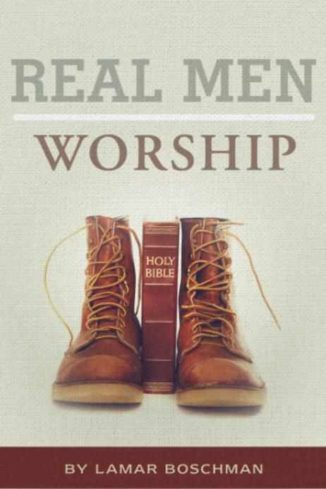 REAL MEN WORSHIP - pdf