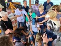 Prayer on the Sea of Galilee