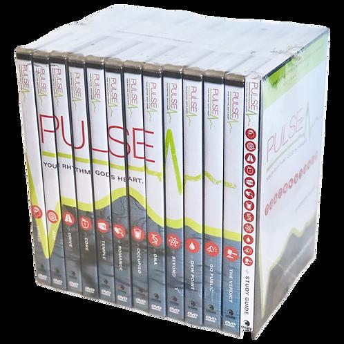 PULSE - 12 Short Film Set + Five FREE Study Guides
