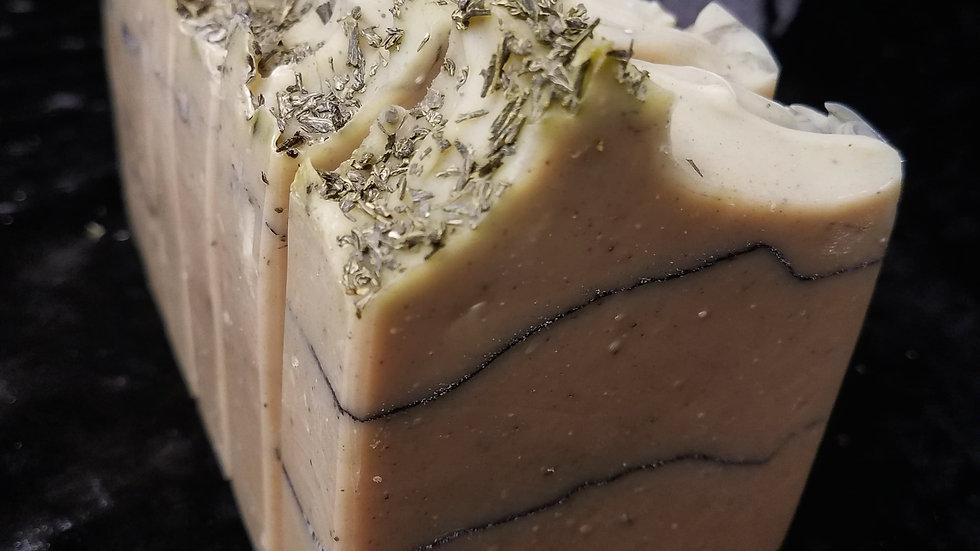 Matcha Green Tea Artisan Soap