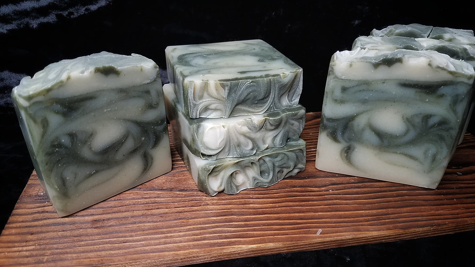 Oakmoss & Amber Artisan Soap