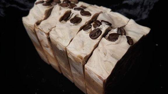 Coffee Scrub Artisan Soap