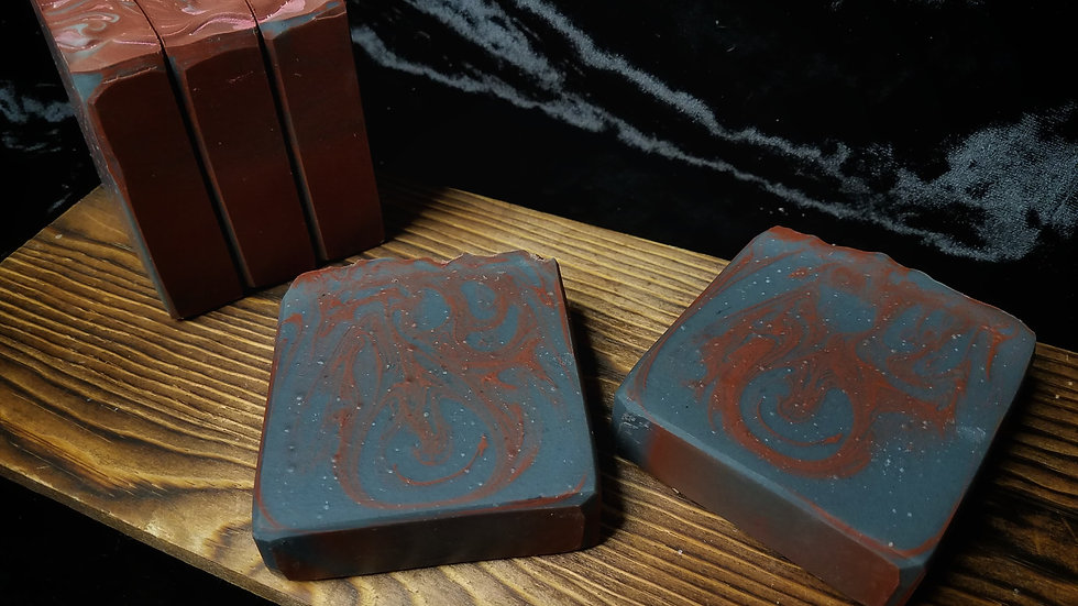 Dragon Stone Artisan Soap