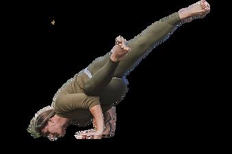 advanced yoga arm balance