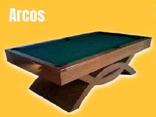 """Mesa Reynoso Pool Mod. """"Arcos"""""""
