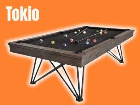 """Mesa Reynoso Pool Mod. """"Tokio"""""""