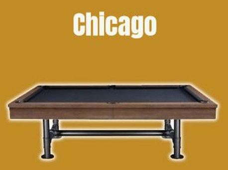 "Mesa Reynoso Pool Mod. ""Chicago"""