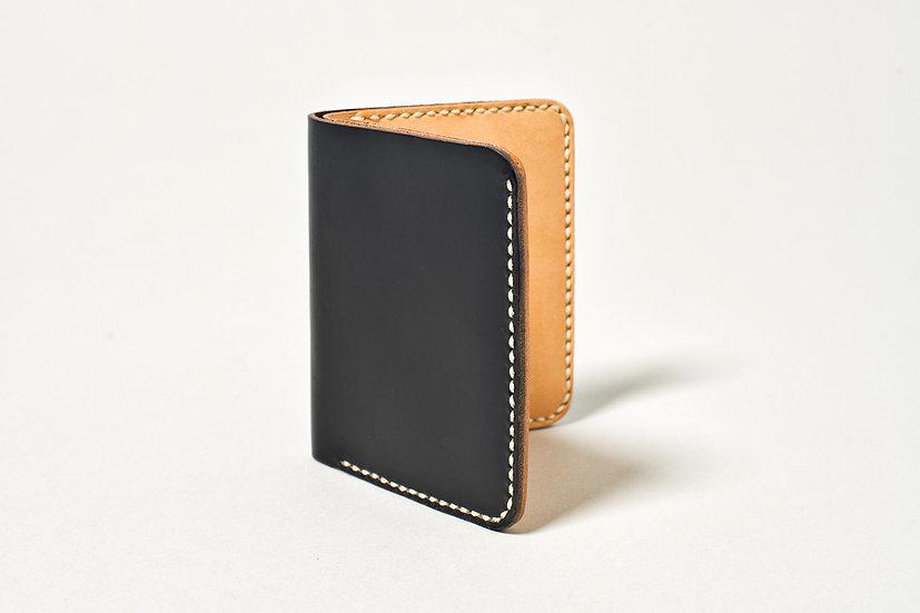 chromexcel mini wallet Black