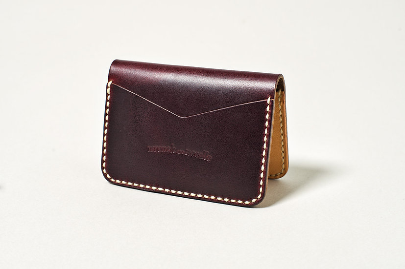 Horween Simple Cardholder no:8