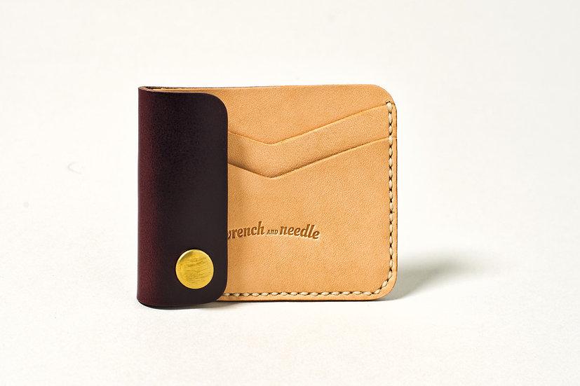 Horween Card Wallet no:8