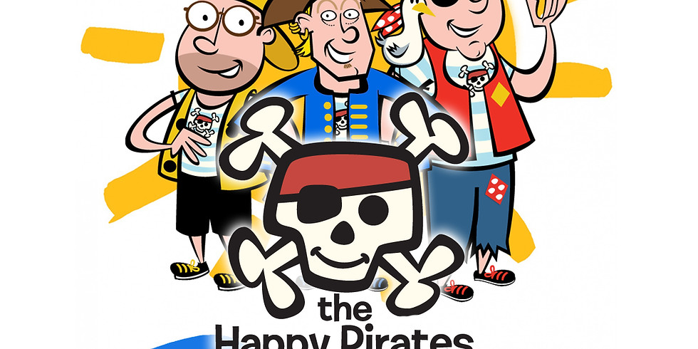 Happy Pirates Library Rocks! Summer Tour