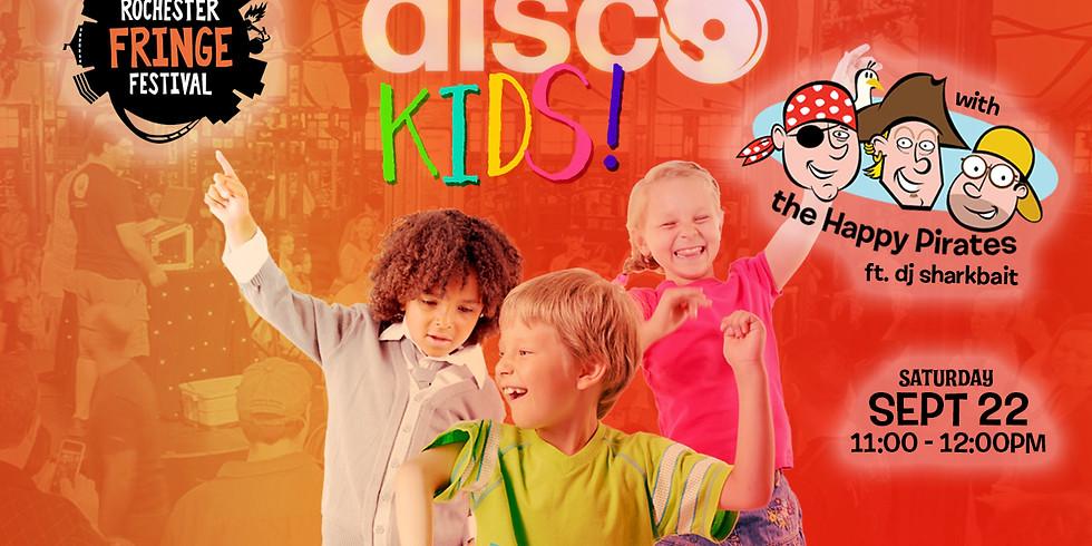 Disco Kids w. the Happy Pirates