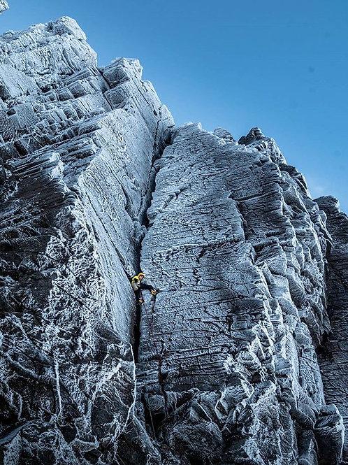Guided Winter Climbing Week
