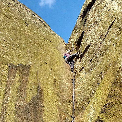 Learn to Lead Week Peak District (15-19th March)