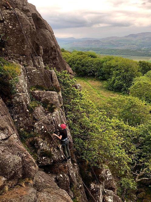 Private Climbing Taster (half day)